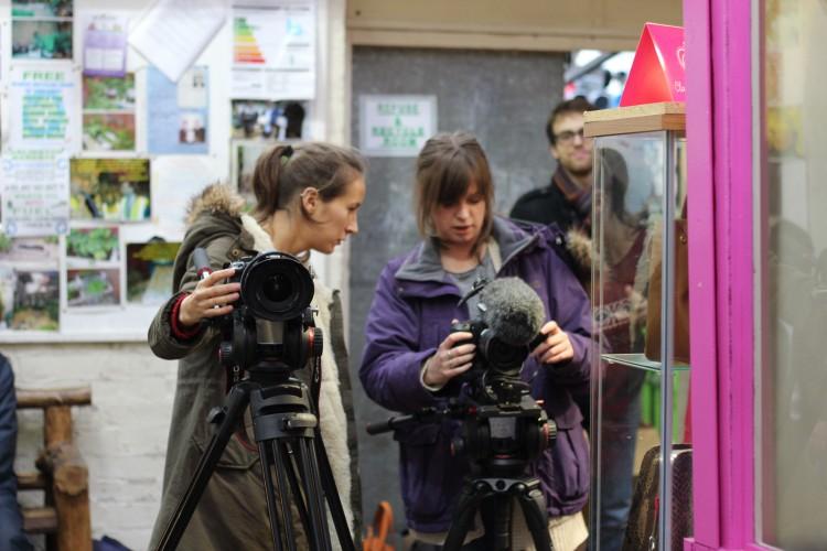 Anton Hecht image film cameras Dec 2013