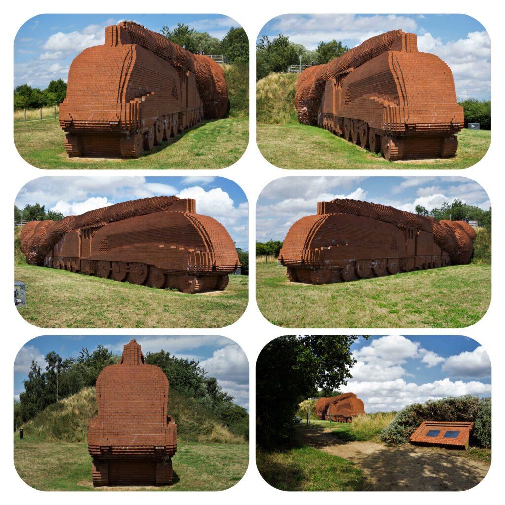 brick train images
